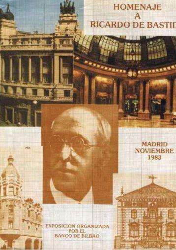 Homenaje a Ricardo Bastida A5 - Alberto Lopez Arquitecto