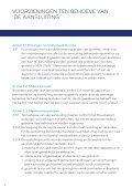 Aansluitvoorwaarden drinkwater (pdf) - Waternet - Page 7