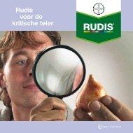 Rudis voor de kritische teler - Bayer CropScience