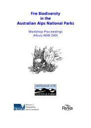 PDF - 837 KB - Australian Alps National Parks