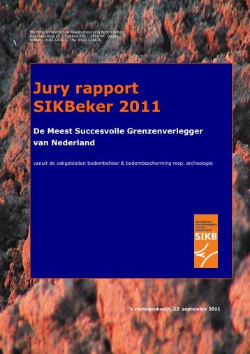 Juryrapport - Platform Fundering