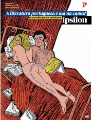 A literatura portuguesa é má na cama? - Fonoteca Municipal de ...