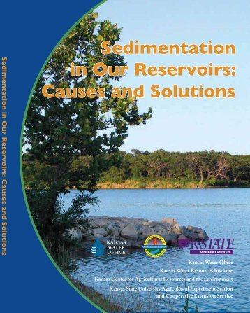 KWRI_Book Sedimentation in Our Reservoirs - Kansas Water Office