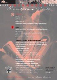 Folder kerkmuziek 2008.pdf - Bisdom Rotterdam