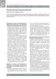 0.09 MB - Italian Journal of Public Health