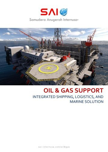 OIL & GAS SUPPORT - Download Brochure