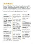 Charting a Steady Course - The Community Foundation in ... - Page 6