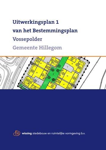 Toelichting - Gemeente Hillegom