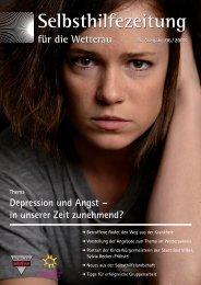 Depression und Angst: in unserer Zeit - Der Wetteraukreis