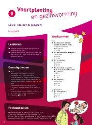 groep 1&2 Les5_Hoe_ben_ik_geboren