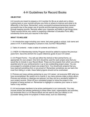 oregon state 4 h resume free resume sample