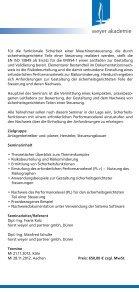 EN ISO 13849 Maschinensteuerung - weyer gruppe - Page 2