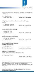 Luftfrachtsicherheit - Neue Anforderungen für ... - weyer gruppe - Page 5