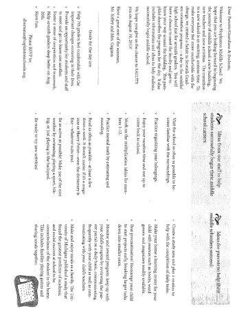 Selah School District 7th Grade Spelling List--Holt