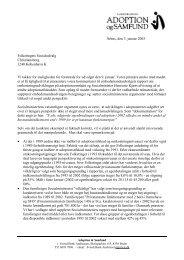 Se brevet i PDF-format. - Adoption og Samfund