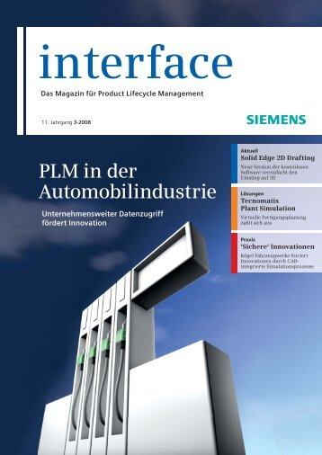 Interface 3 2008 - FEM - Berechnung