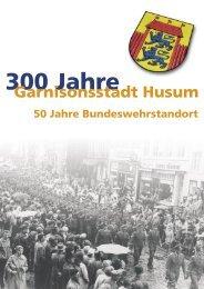 Garnisonsstadt Husum - Luftwaffe