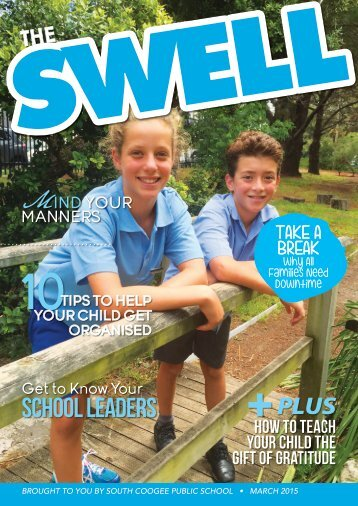The Swell March 2015