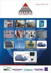 Page 1 Company (Profife - 2011 ; PYRAMID AUTOMATION Training ...