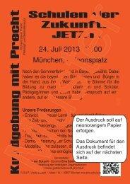 Flyer zur Veranstaltung (PDF) - gute Schule