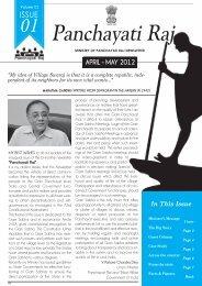English_Goa - Ministry of Panchayati Raj Ministry of Panchayati Raj