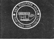 Mediterranean Cruise January 1957 to June 1957 - USS Muliphen
