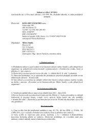 Smlouva o dílo (31/10/2011, pdf, 36.97 kB) - Semily