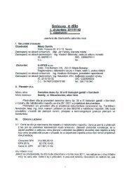 Vyhodnocení - Smlouva o dílo (11/08/2011, pdf, 1.77 MB) - Semily