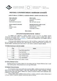 Otevírání obálek (05/12/2011, pdf, 1.12 MB) - Semily