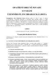 OOP_UP_Bradlecka - Semily