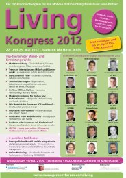 22. und 23. Mai 2012 · Radisson Blu Hotel, Köln - Management Forum ...