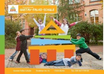 Schulbroschuere - Gustav-Falke-Grundschule