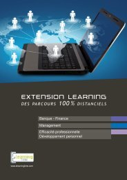 EXTENSION LEARNING - Efe