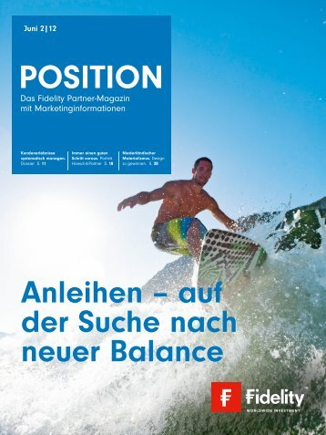 Position Juni 2012 - Fidelity Investments