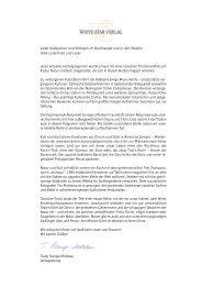 reden von Deutschland – wir zeigen es Ihnen! - White Star Verlag