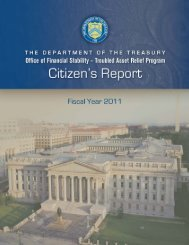 FY 2011 TARP Citizens Guide  2 15 12