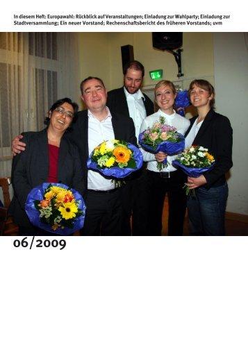 06/2009 - Bündnis 90 / Die Grünen, KV München
