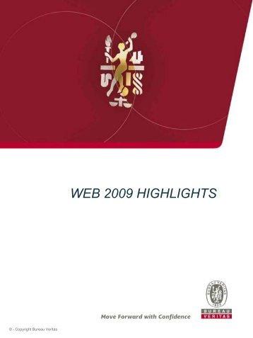 December 2009 - Bureau Veritas