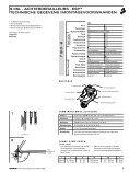 9.0 / 7.0 / 5.0 · achterderailleurs - voor de fiets - Page 5