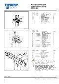 Montagevoorschrift/ gebruiksaanwijzing ERGO CK - Alles voor de fiets - Page 3