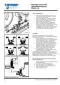 Montagevoorschrift/ gebruiksaanwijzing ERGO CK - Alles voor de fiets - Page 7
