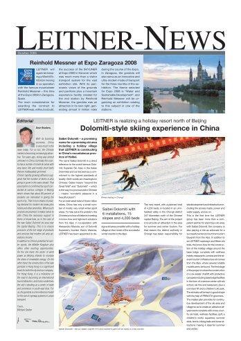 11_Leitner News.indd - Leitner Ropeways