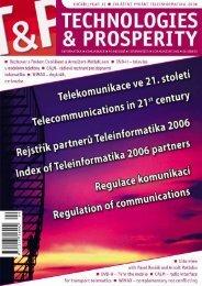 služby & sítě/services & networks