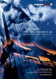 Asia - The only way is up