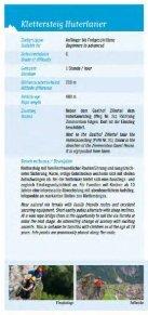 Klettersteig Folder - Page 6