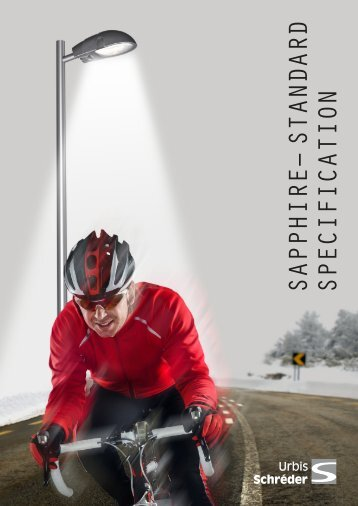 The Sapphire Standardisation Brochure - Schreder