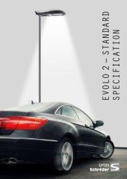 EVOLO 2 – STANDARD SPECIFICATION - Schreder