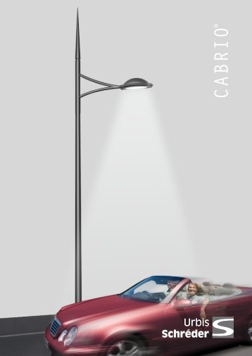 Cabrio PDF Product Brochure - Schreder