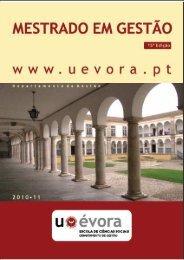 Folheto _Mestrado_Gestão - Escola Superior de Gestão de Santarém