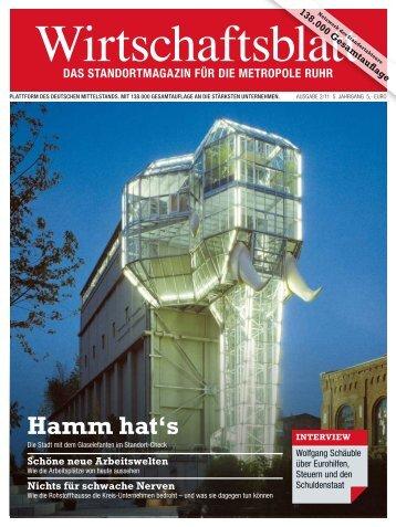 Hamm hat's